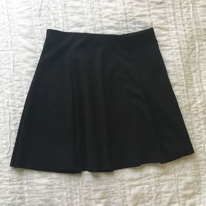Brandy Melville Pleated Skater Skirt